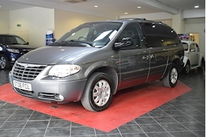 Voyager Grand Limited Mpv 2.8 Automatic Diesel