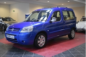 Berlingo 16V Multispace Desire E4 Estate 1.6 Manual Petrol