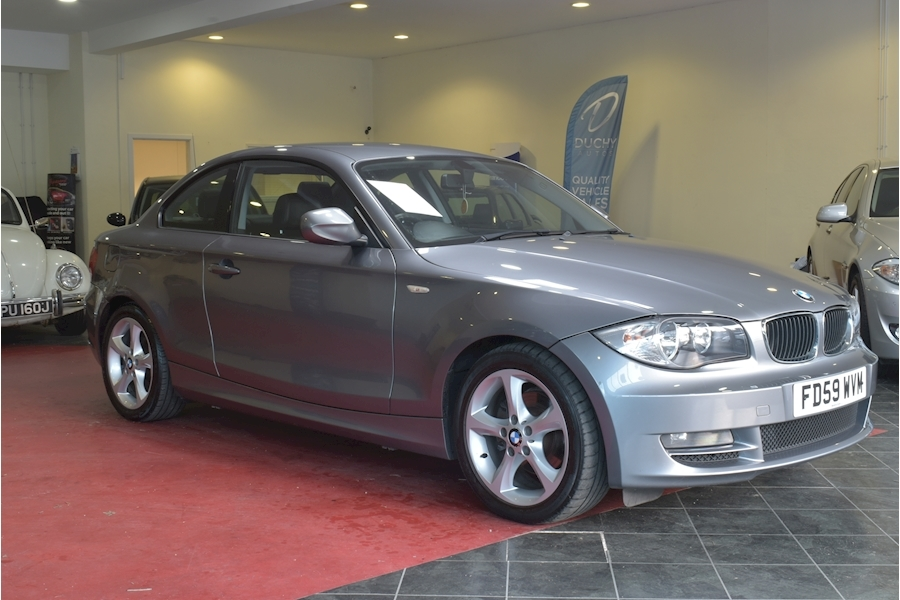 Bmw 1 Series 2.0 118D Sport - Video