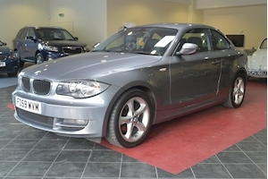 1 Series 118D Sport Coupe 2.0 Manual Diesel