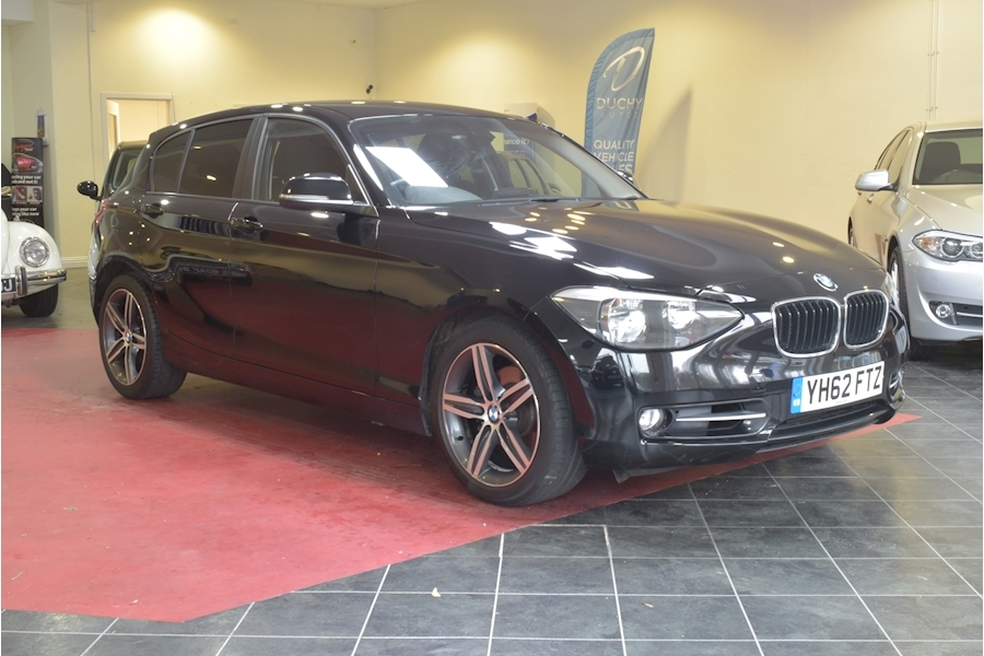 Bmw 1 Series 2.0 120D Sport - Video
