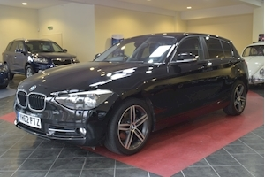 1 Series 120D Sport Hatchback 2.0 Manual Diesel
