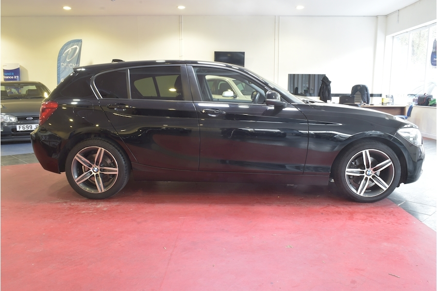 Bmw 1 Series 2.0 120D Sport - Large 6