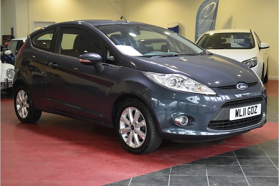 Ford Fiesta 1.2 Zetec - Large 0