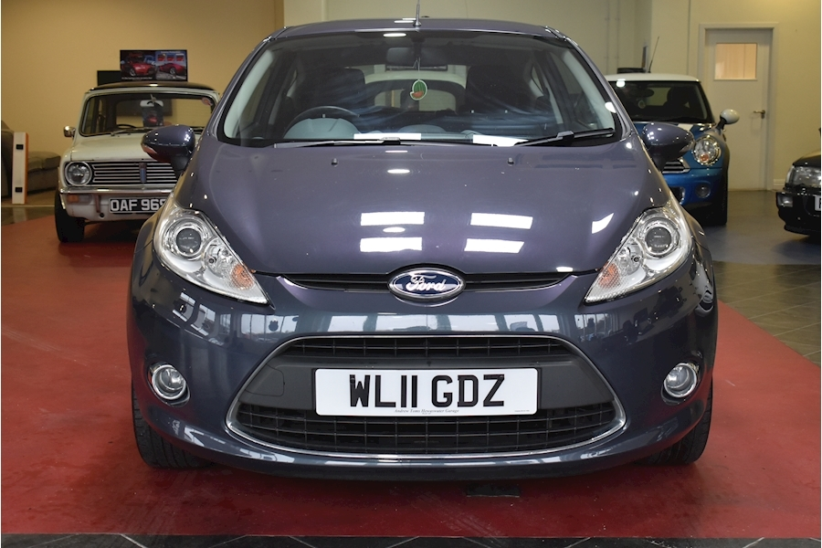 Ford Fiesta 1.2 Zetec - Large 1