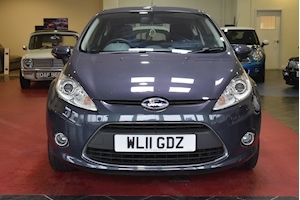 Fiesta Zetec Hatchback 1.2 Manual Petrol
