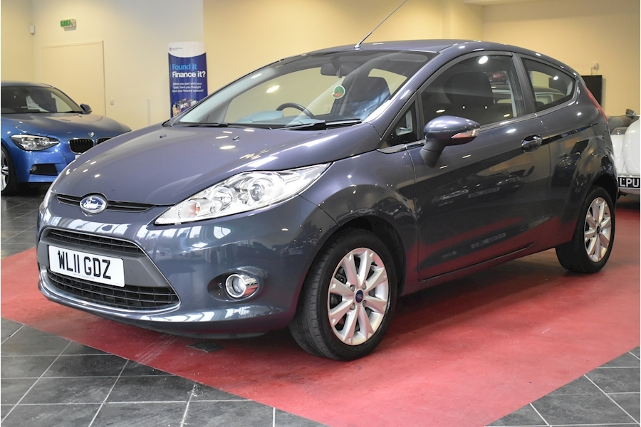 Ford Fiesta 1.2 Zetec - Large 2