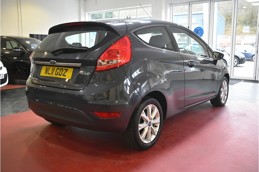 Ford Fiesta 1.2 Zetec - Large 6