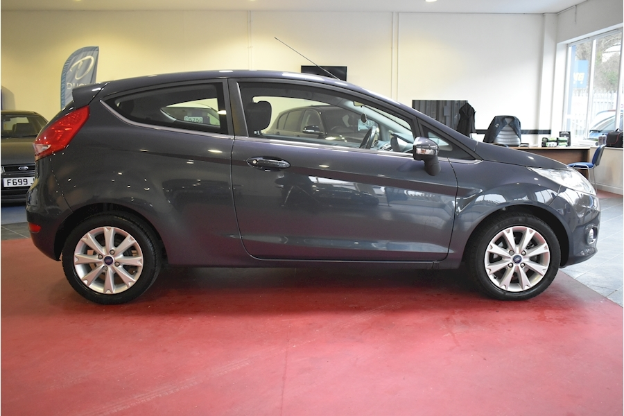 Ford Fiesta 1.2 Zetec - Large 7