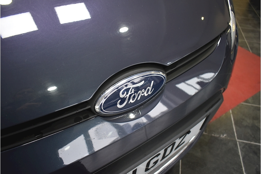 Ford Fiesta 1.2 Zetec - Large 25