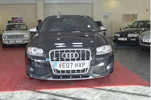 A3 S3 Tfsi Quattro Hatchback 2.0 Manual Petrol