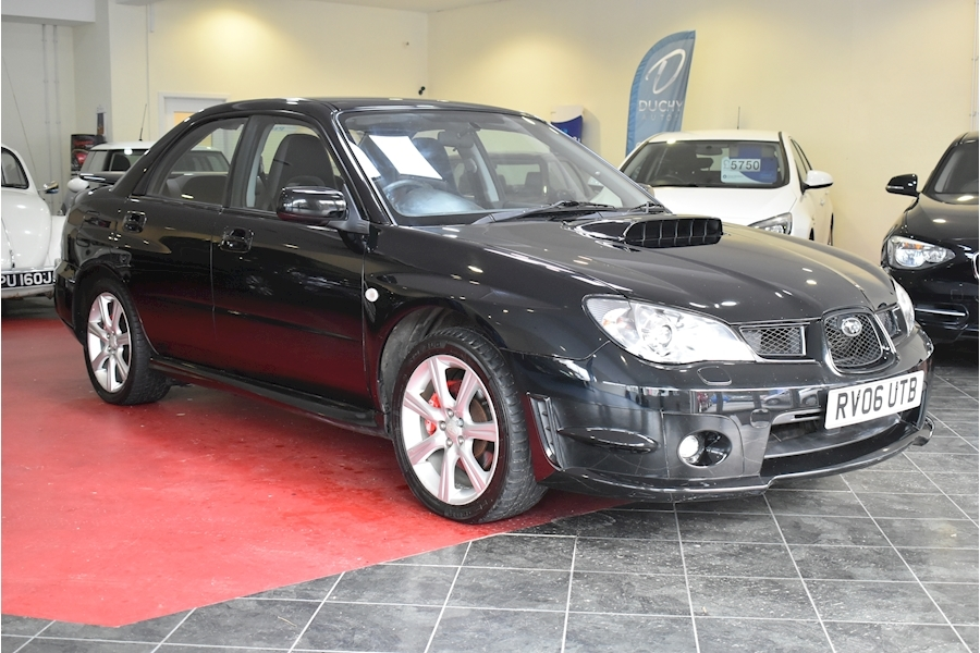 Subaru Impreza 2.5 Wrx Type Uk - Video