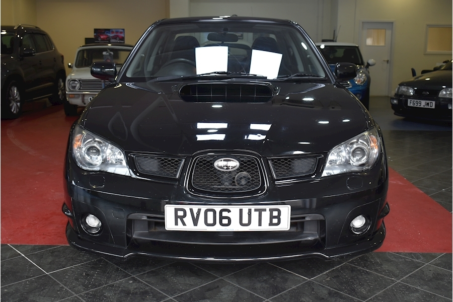 Subaru Impreza 2.5 Wrx Type Uk - Large 1
