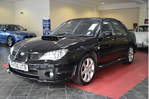 Impreza Wrx Type Uk Saloon 2.5 Manual Petrol