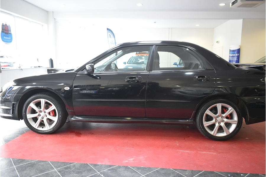 Subaru Impreza 2.5 Wrx Type Uk - Large 3