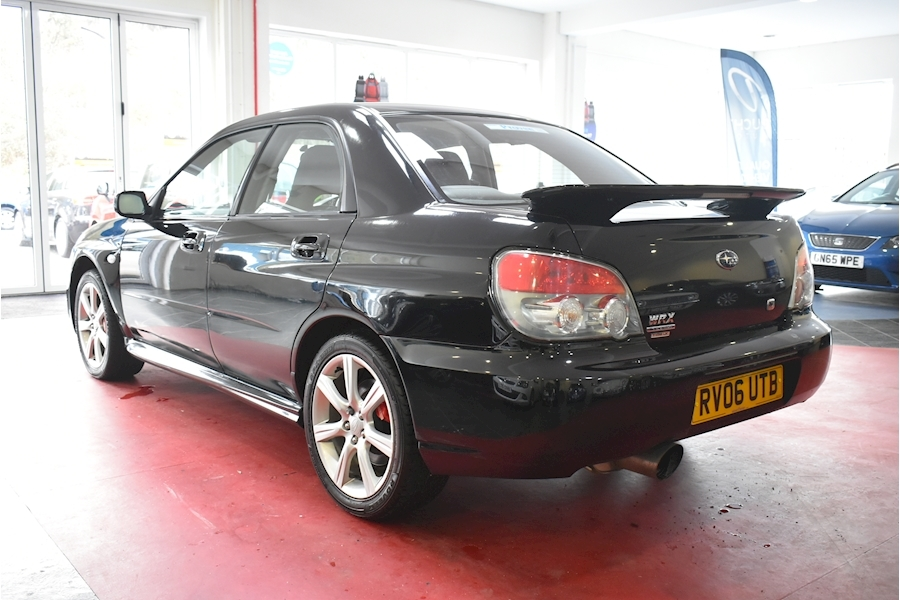 Subaru Impreza 2.5 Wrx Type Uk - Large 4