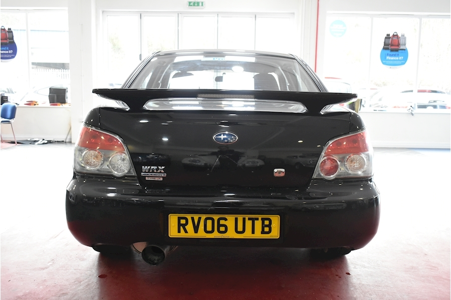 Subaru Impreza 2.5 Wrx Type Uk - Large 5