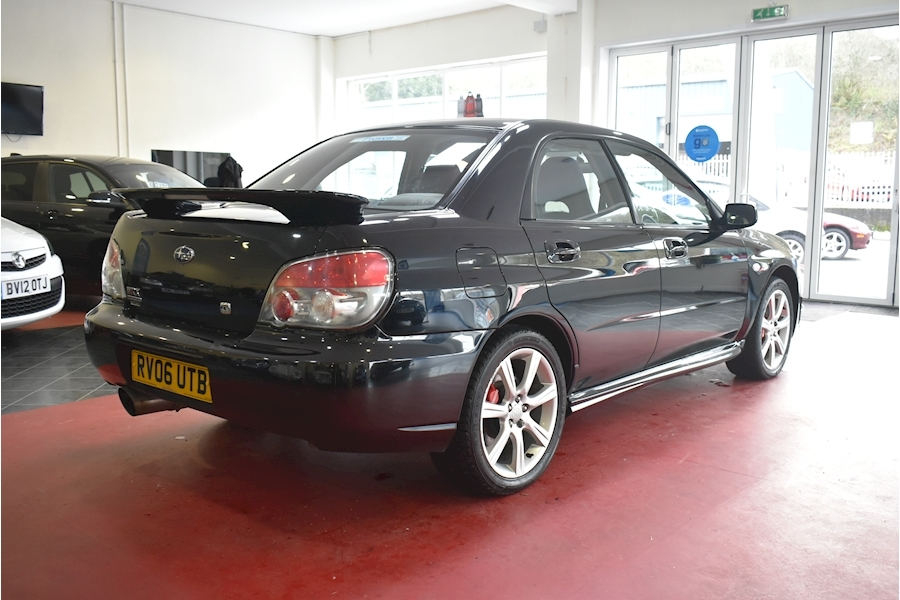 Subaru Impreza 2.5 Wrx Type Uk - Large 6