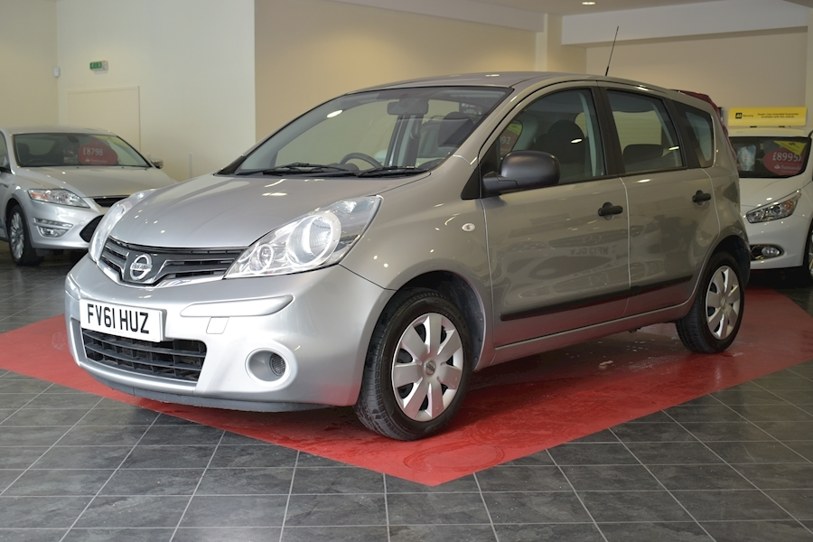 Nissan Note 1.5 Dci Visia - Large 2