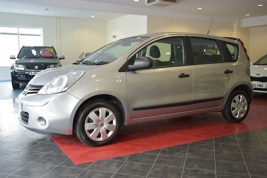Nissan Note 1.5 Dci Visia - Large 3