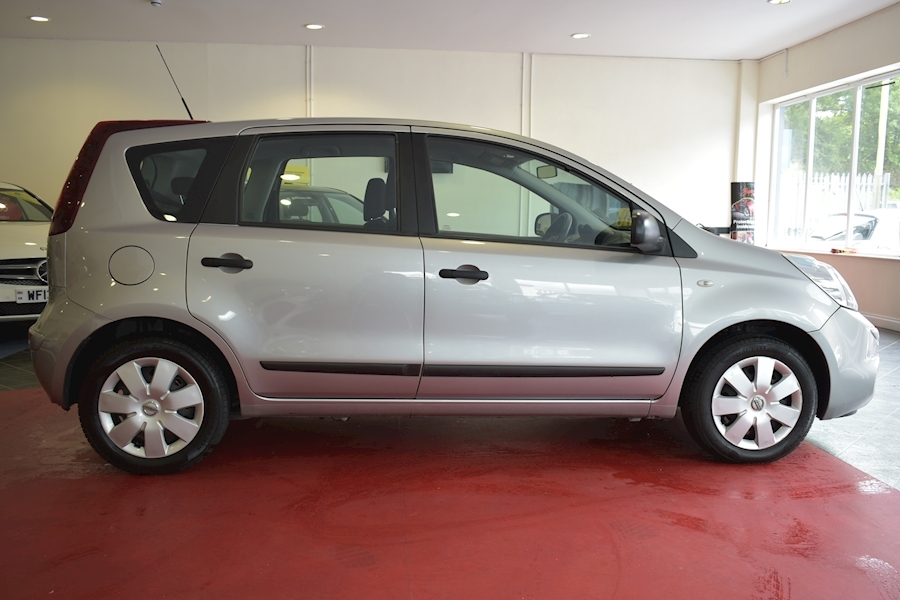 Nissan Note 1.5 Dci Visia - Large 8