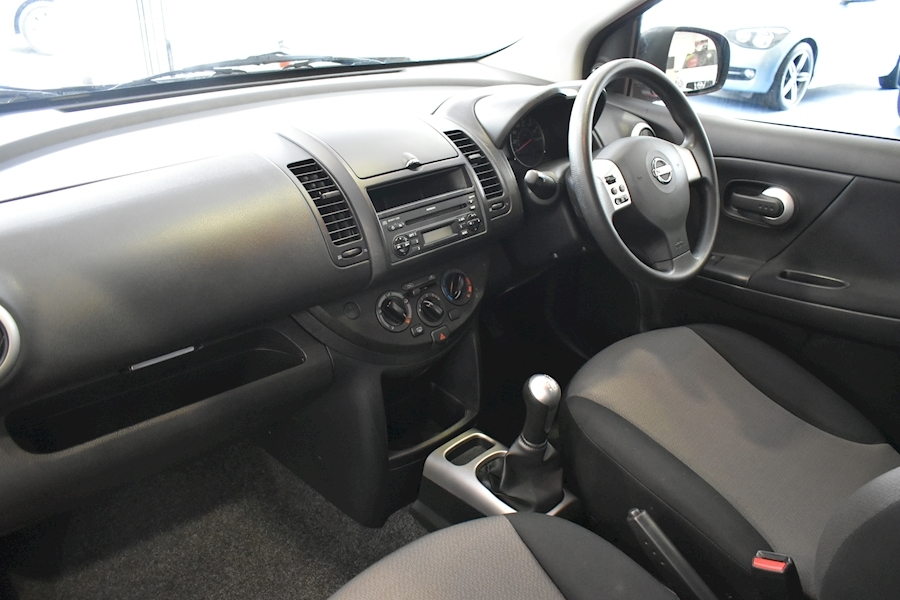 Nissan Note 1.5 Dci Visia - Large 11