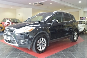 Kuga Titanium Tdci Estate 2.0 Manual Diesel