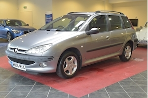 206 S Estate 1.4 Manual Diesel