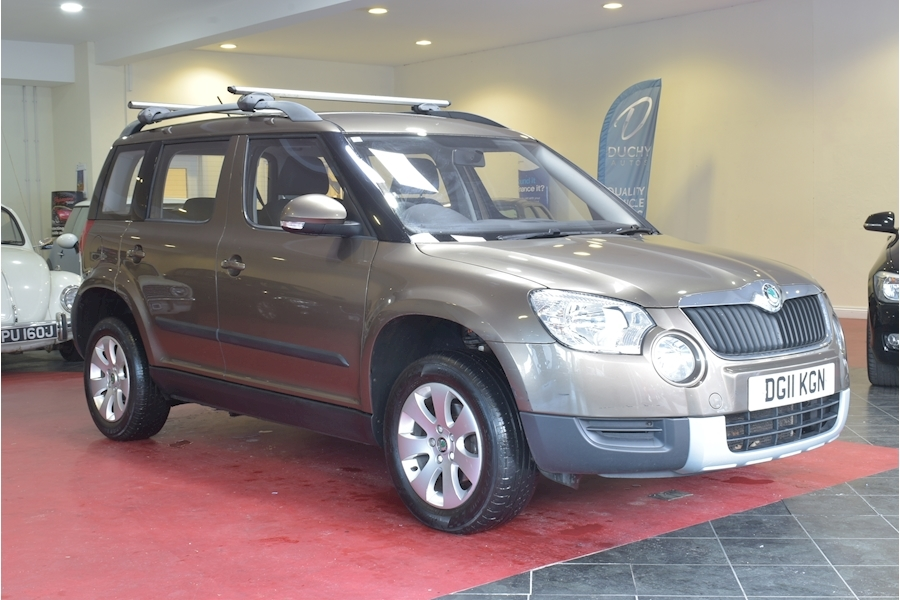 Skoda Yeti 2.0 S Tdi Cr - Video
