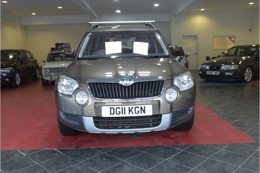 Skoda Yeti 2.0 S Tdi Cr - Large 1