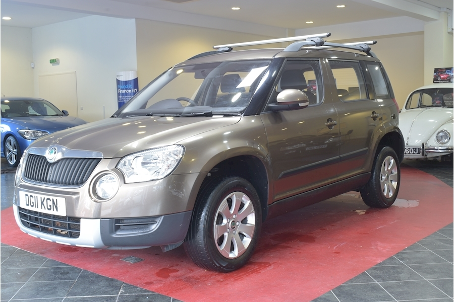 Skoda Yeti 2.0 S Tdi Cr - Large 2