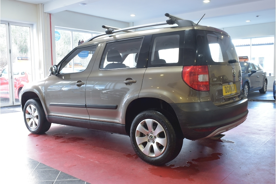 Skoda Yeti 2.0 S Tdi Cr - Large 3