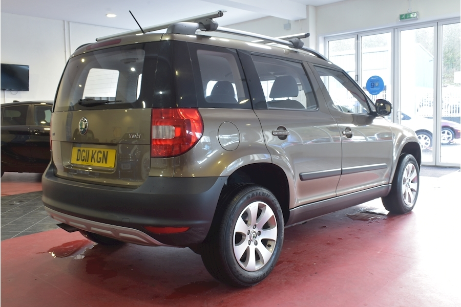 Skoda Yeti 2.0 S Tdi Cr - Large 4