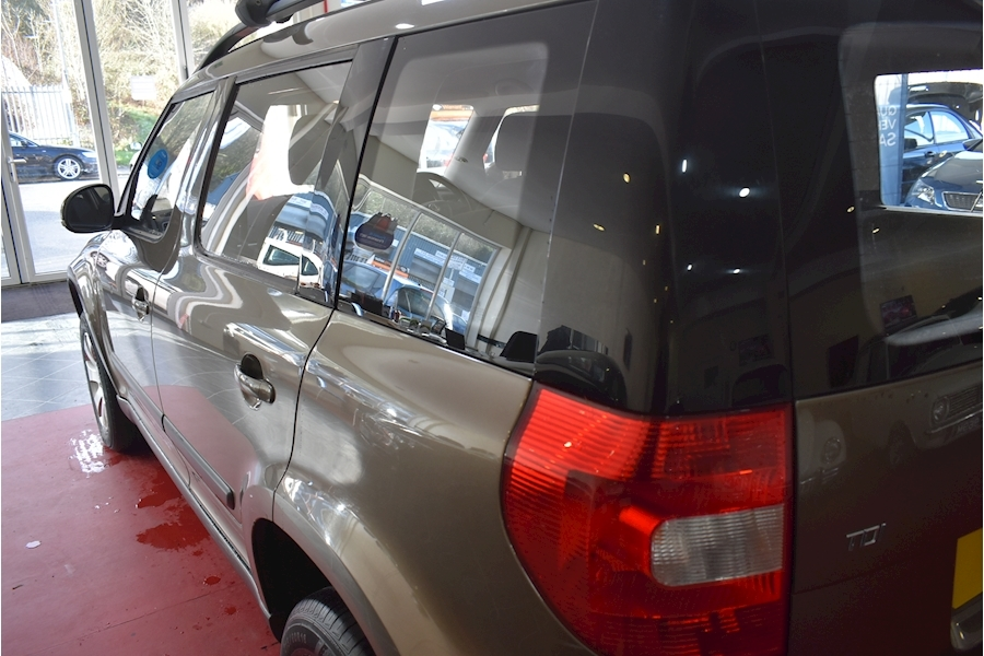 Skoda Yeti 2.0 S Tdi Cr - Large 32