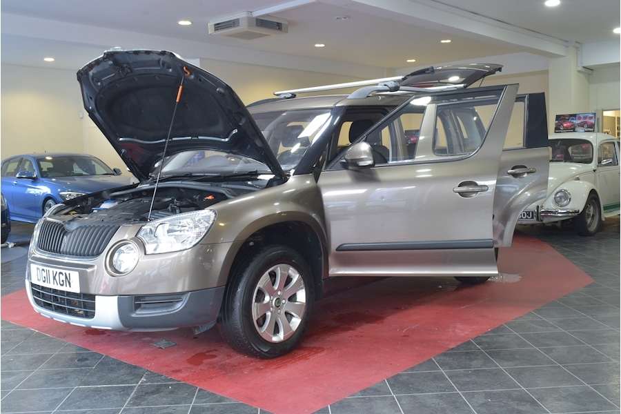 Skoda Yeti 2.0 S Tdi Cr - Large 48