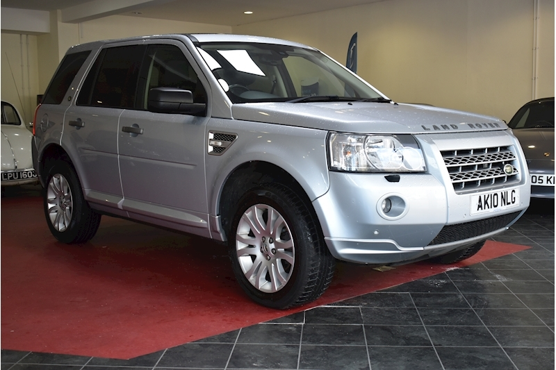 Land Rover Freelander 2.2 Td4 Hse - Video