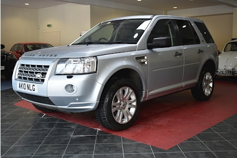 Freelander Td4 Hse Estate 2.2 Automatic Diesel