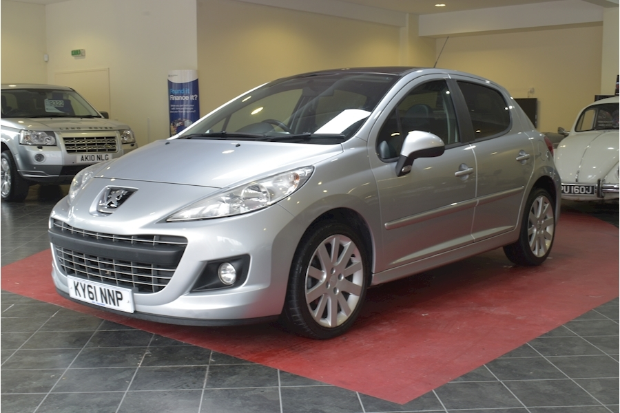 Peugeot 207 1.6 Hdi Allure - Large 2