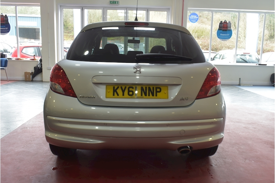 Peugeot 207 1.6 Hdi Allure - Large 5