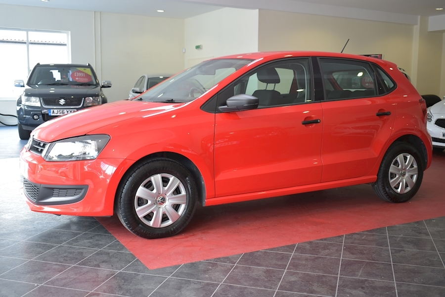 Volkswagen Polo 1.2 S - Large 3