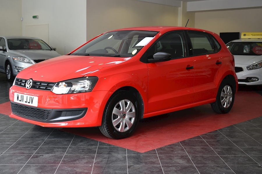 Volkswagen Polo 1.2 S - Large 2