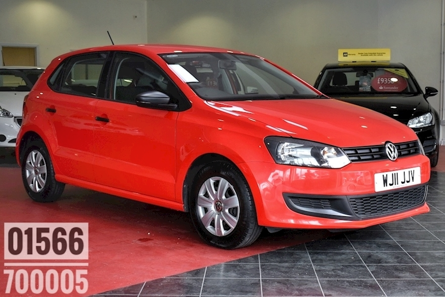 Volkswagen Polo 1.2 S - Video
