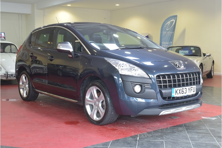 3008 Hdi Allure Hatchback 2.0 Automatic Diesel