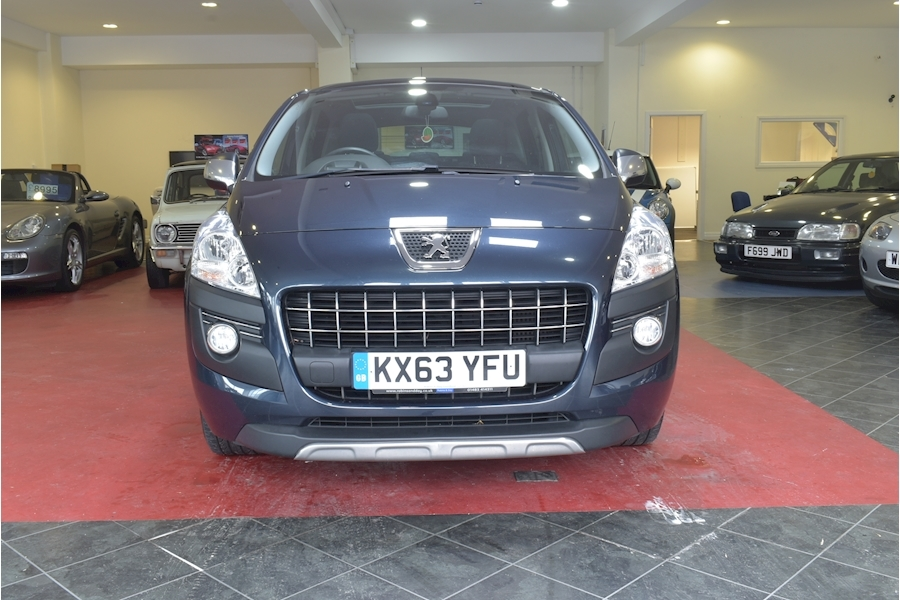 Peugeot 3008 2.0 Hdi Allure - Large 1