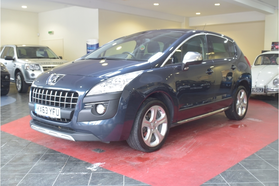 Peugeot 3008 2.0 Hdi Allure - Large 2