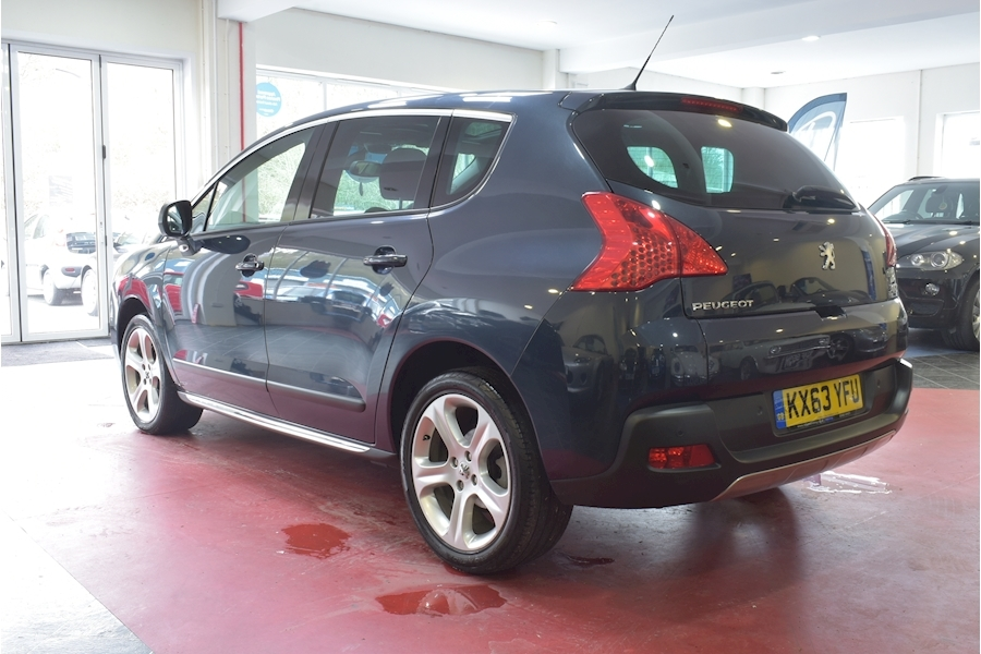 Peugeot 3008 2.0 Hdi Allure - Large 3