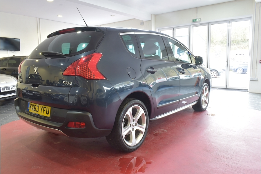 Peugeot 3008 2.0 Hdi Allure - Large 4