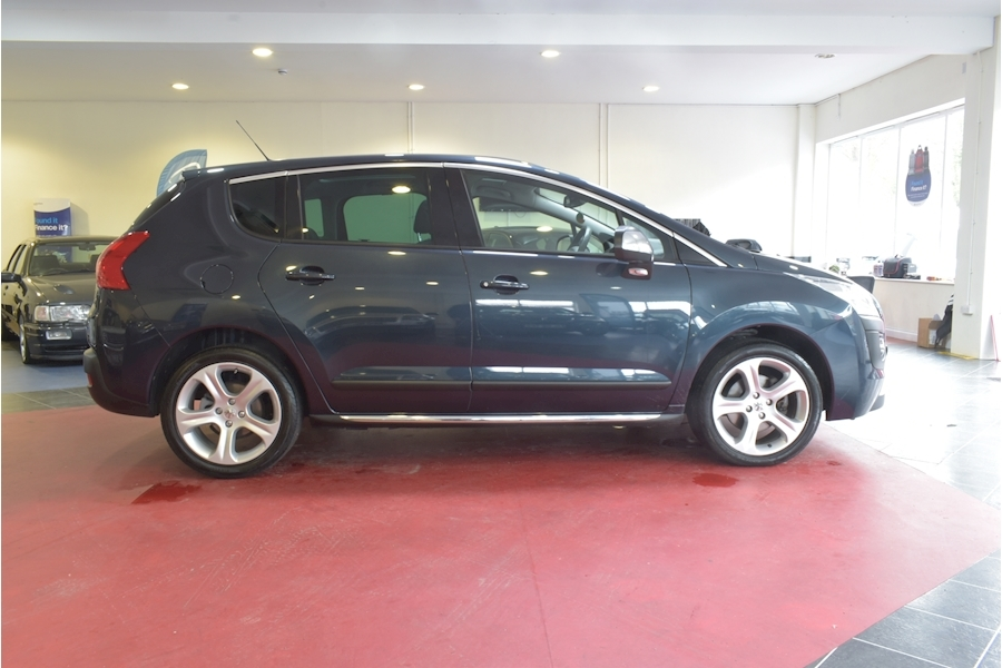 Peugeot 3008 2.0 Hdi Allure - Large 5