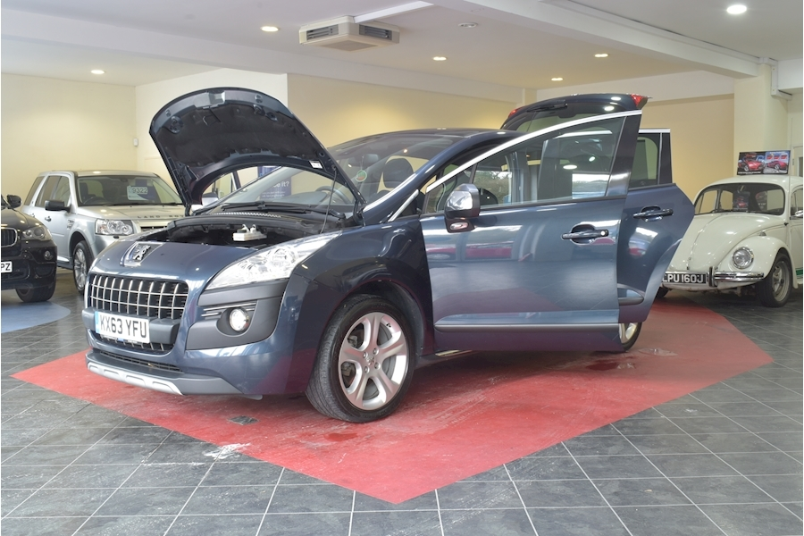 Peugeot 3008 2.0 Hdi Allure - Large 45