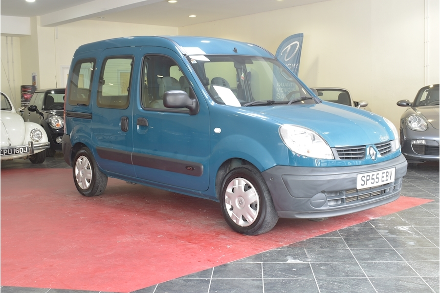 Renault Kangoo Authentique Dci 68 E4